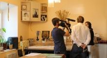 Съёмочная группа из Швейцарии сняла фильм о монастыре