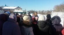 Паломники из Гаврилов-Яма посетили Софийский монастырь
